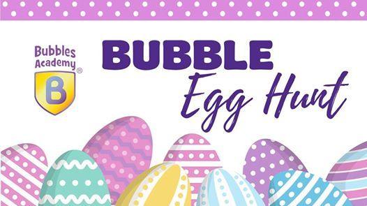 Bubble Egg Hunt