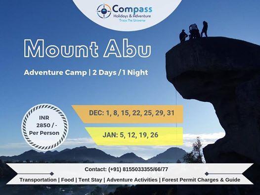 Mount Abu Adventure Camp