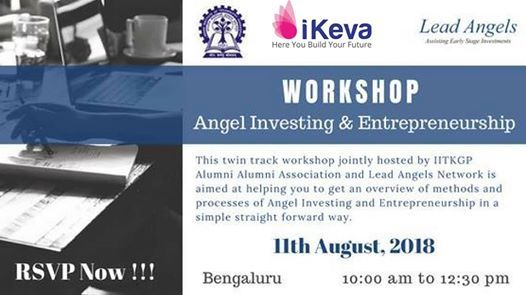 Lead Angels Workshop