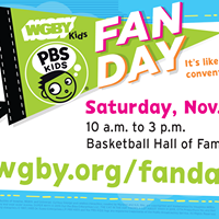 WGBY Kids Fan Day