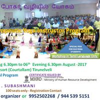 Therapeutic Yoga Instructor Program