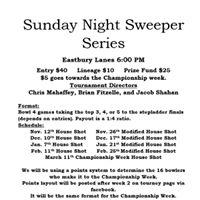 Sunday Night Sweeper Series 4 of 8