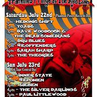 Sieben at Red Lion Tramlines Festival