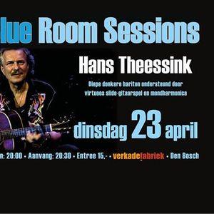 Hans Theessink Blue Room Sessions den Bosch NL