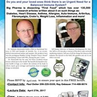 Dr Kleinsmith Ph.D &quotFirst Milk&quot Anti Aging Secret Seminar