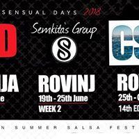 Croatian Summer Festival - Semkitas Group 2018