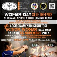 Woman Day - Self Defence