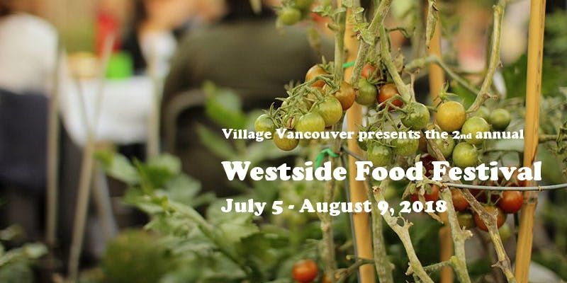Westside Food Festival - Seed Saving Basics of Saving Your Own Seeds