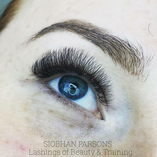 Russian Volume Eyelash Extensions Course Plymouth