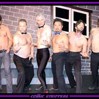 The Comic Strippers - North Vancouver