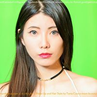 Photographer Model Competition fashion show glowinthedarkfashion