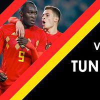 Belgi vs Tunisia - 23.06