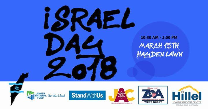 Israel Day 2018