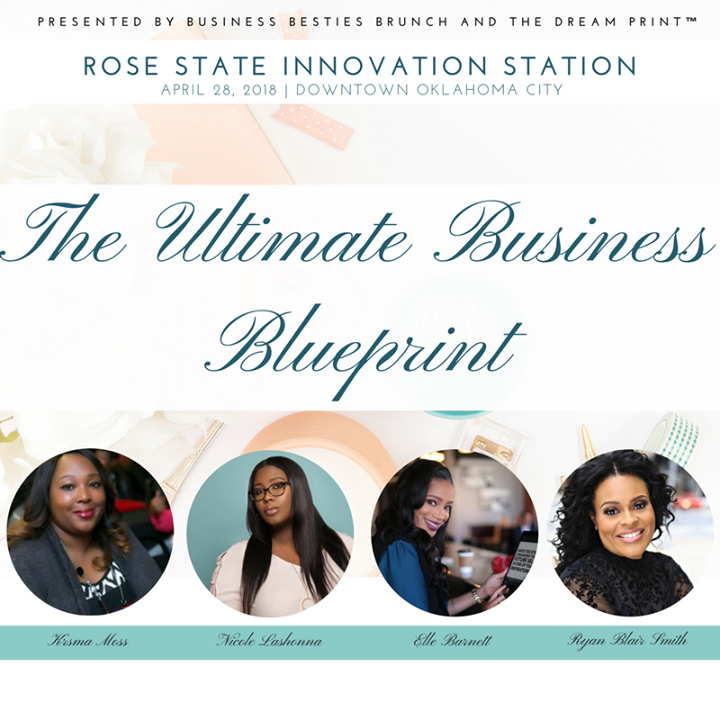The ultimate business blueprint at okc innovation station rose advertisement malvernweather Images