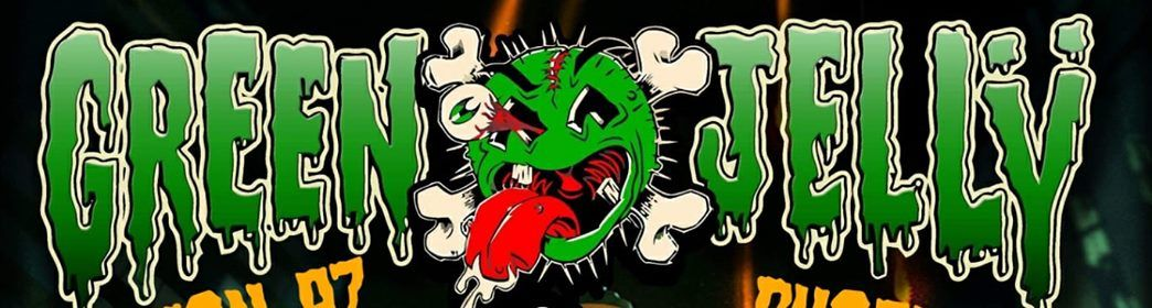 halloween party with green jelly fka green jello in phoenix a at joes grotto phoenix