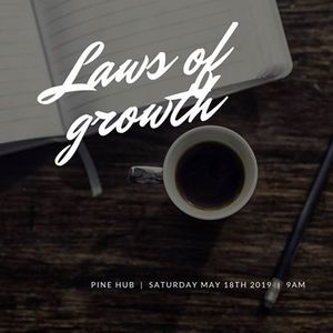 Leadership Masterclass on Laws of Growth