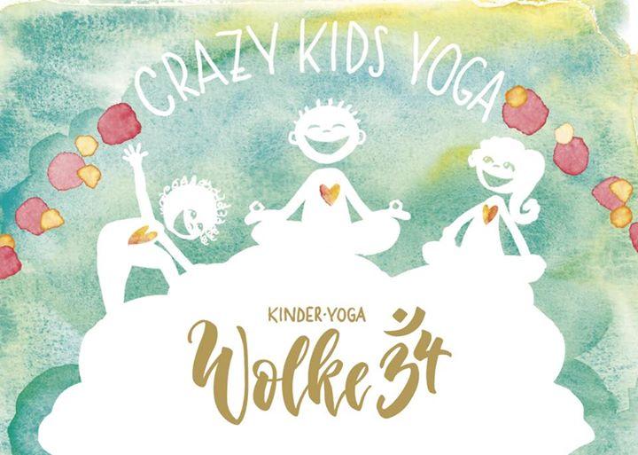 Kostenlos - Crazy Kids Yoga mit Eltern
