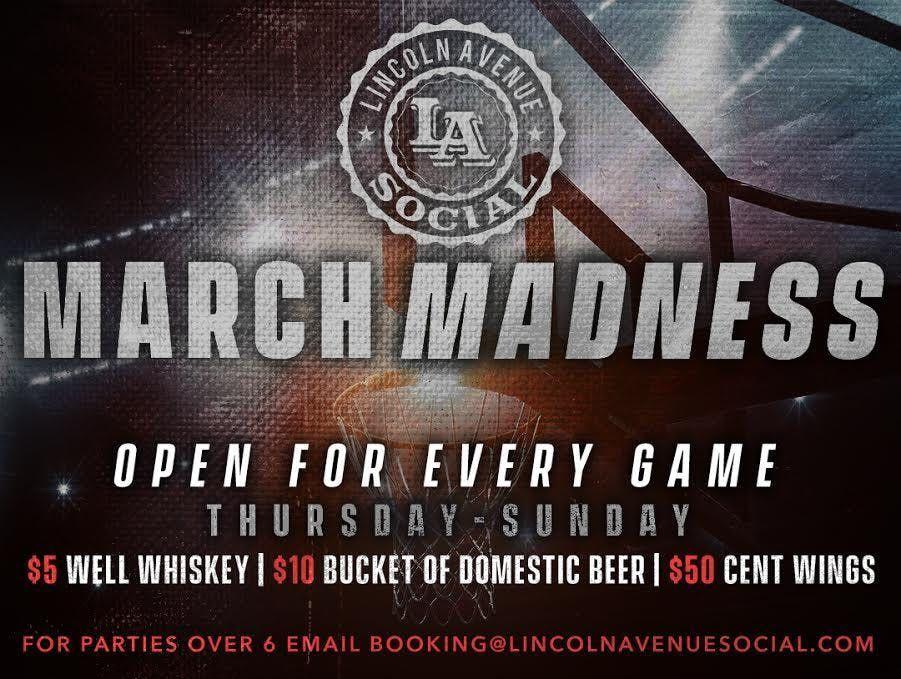 March Madness at LA Social
