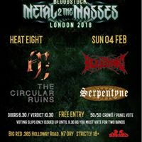 M2TM London 2018 Heat Eight