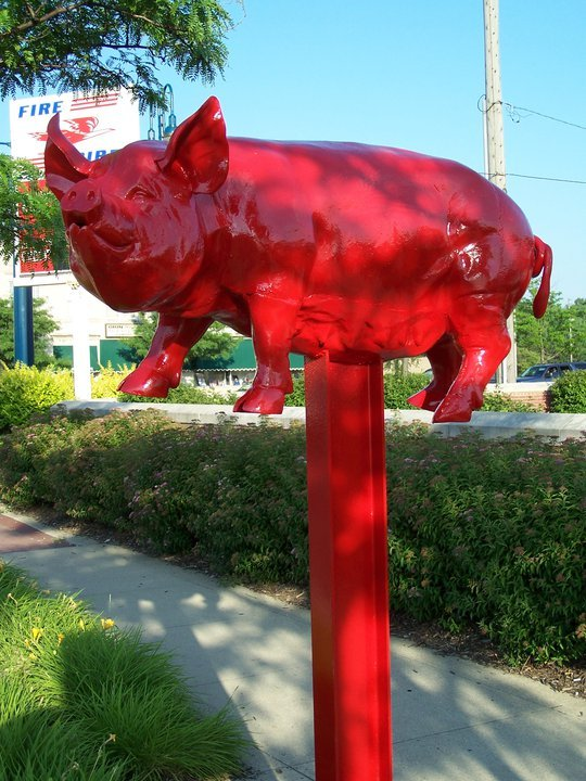 3rd Annual Willy The Red Pig Road Rally Fundrasier For