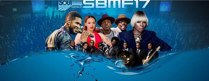 Soul Beach Music Festival 2017 - Aruba  (SBMF2017)  SOLD OUT