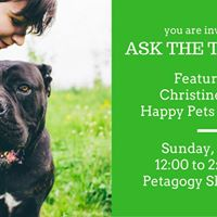 Ask the Trainer at Petagogy Shadyside