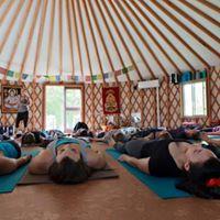 Monday Night Yoga at Shanti Retreat