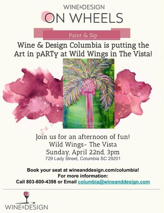 Design On Wheels At Wild Wings The Vista Carolina