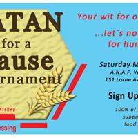 Catan for a Cause Tournament - Stratford Ontario