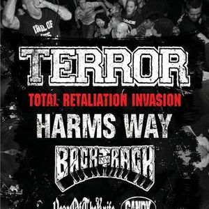 10 8 terror harms way backtrack yotk candy at the blind