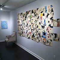 Christopher St. John Gallery Talk Uninhabitable works on paper