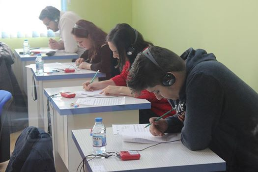 IETLS Mock Exam