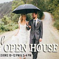 Canyon Ski Wedding Open House PM