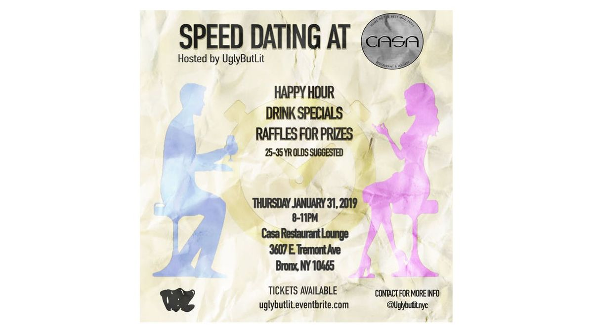 Bronx speed dating