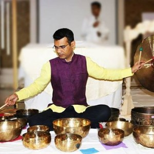Naad Yoga on event of International Yoga Day
