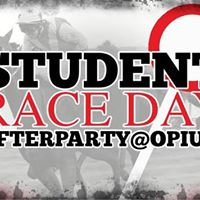 Student Raceday Afterparty at Opium Rooms - April 5th