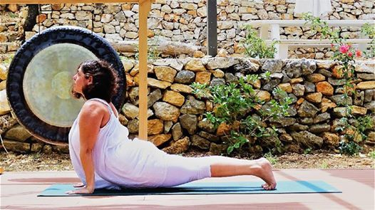 Kundalini yoga classes with Carole Ammoun