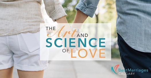 The Art and Science of Love Couples Workshop Calgary