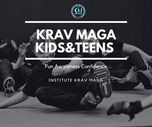 Kids and Teens Self Defence Classes 2019