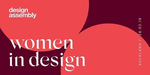 DA Women In Design Evenings - Auckland