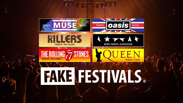 Whickham Fake Festival 2018