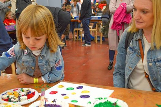 OKIDO Art & Science Workshop (Colours) - BRISTOL