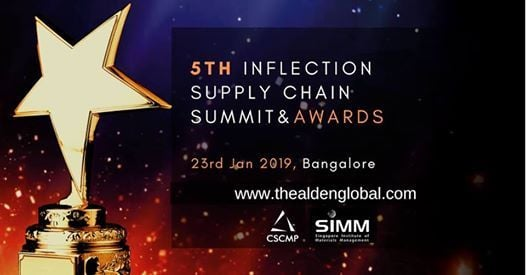 5th Inflection Supply Chain Summit & Awards