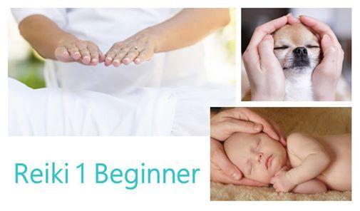Reiki 1 Beginner