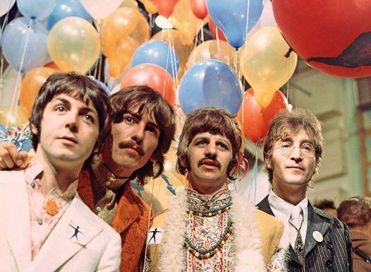 Beatles Party at Helgis w John the Revelator  Harry Stam