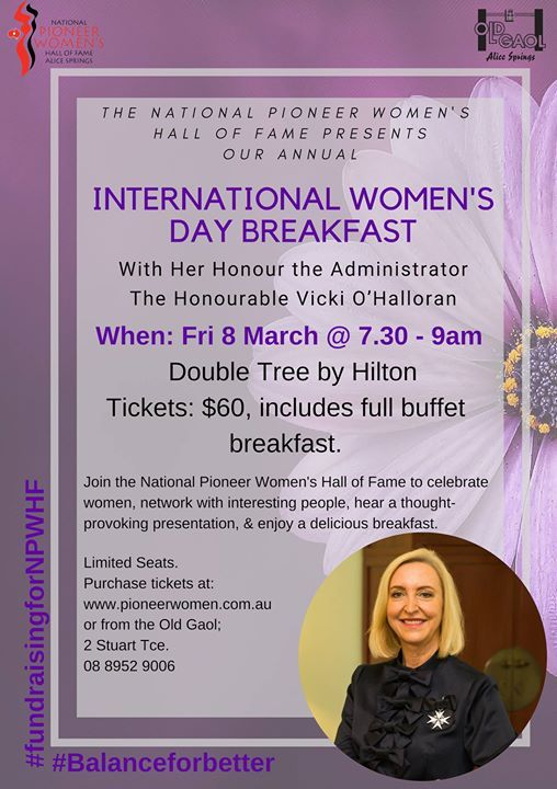 International Womens Day Breakfast