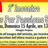 2 Incontro &quotBiker Per Passione Sicilia&quot