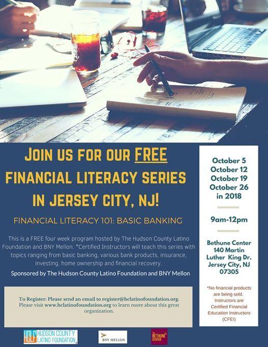 Financial Literacy 101 - Basic Banking