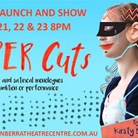 Paper Cuts Book Launch and Show