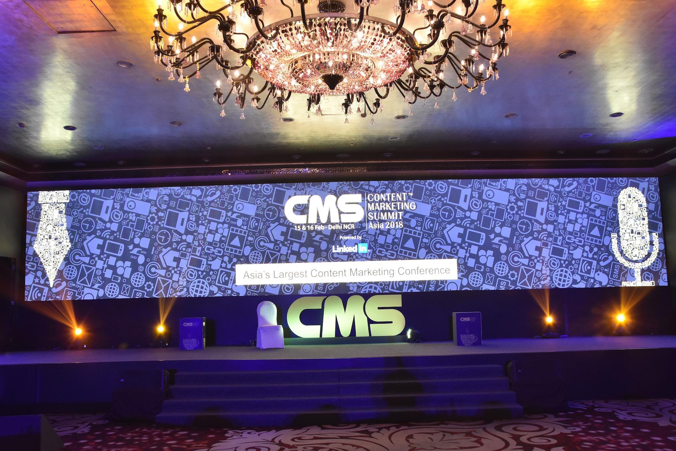 Content Marketing Summit Asia - ASEAN Edition 2018